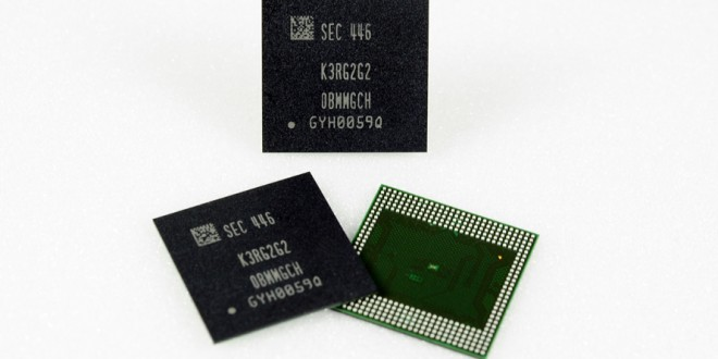 Samsung memory module with 4 GB RAM to be ready early next year
