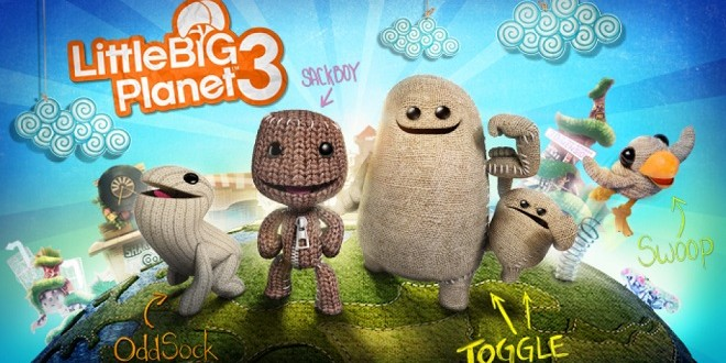 Little Big Planet 3 Fun