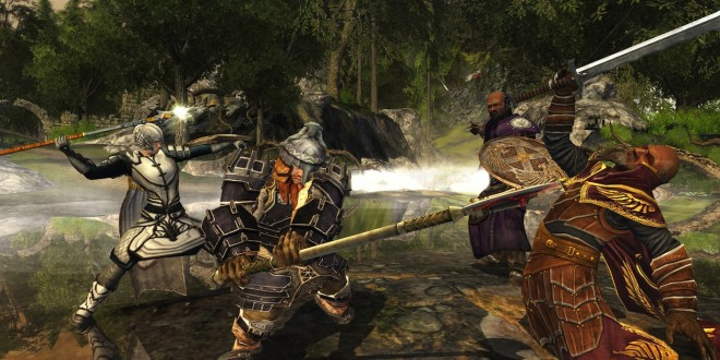 Lord of the Rings Online Bans Exploit Users