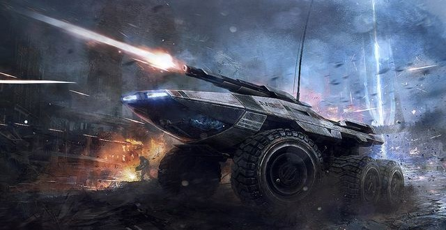 The Mako will play a very important role in Mass Effect 4.