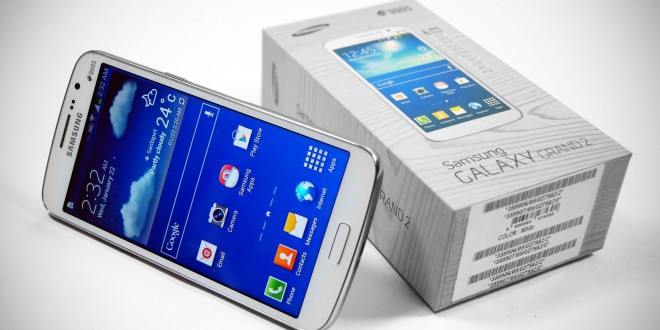 Galaxy Grand 3 photos leaked, show off thinner, lighter smartphone