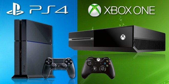 Xbox One and PS 4 2014 Holiday sales