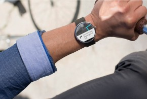 Moto 360 update to Android 5.0 Lollipop live