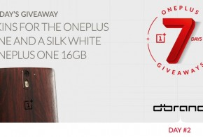 OnePlus is giving away OnePlus One smartphones