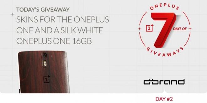 OnePlus is giving away OnePlus One smartphones