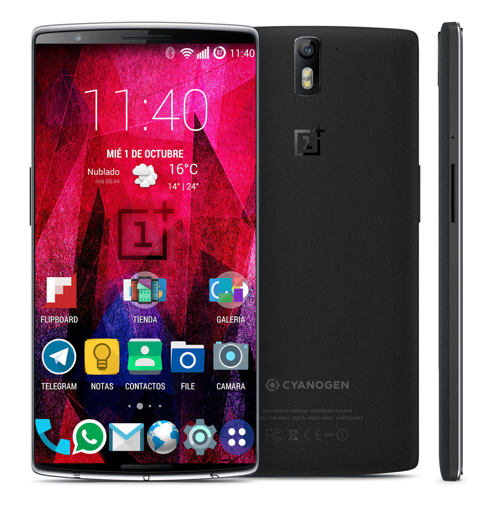 The new OnePlus Two listing shows off a nice design with ColorOS and a beefy price tag