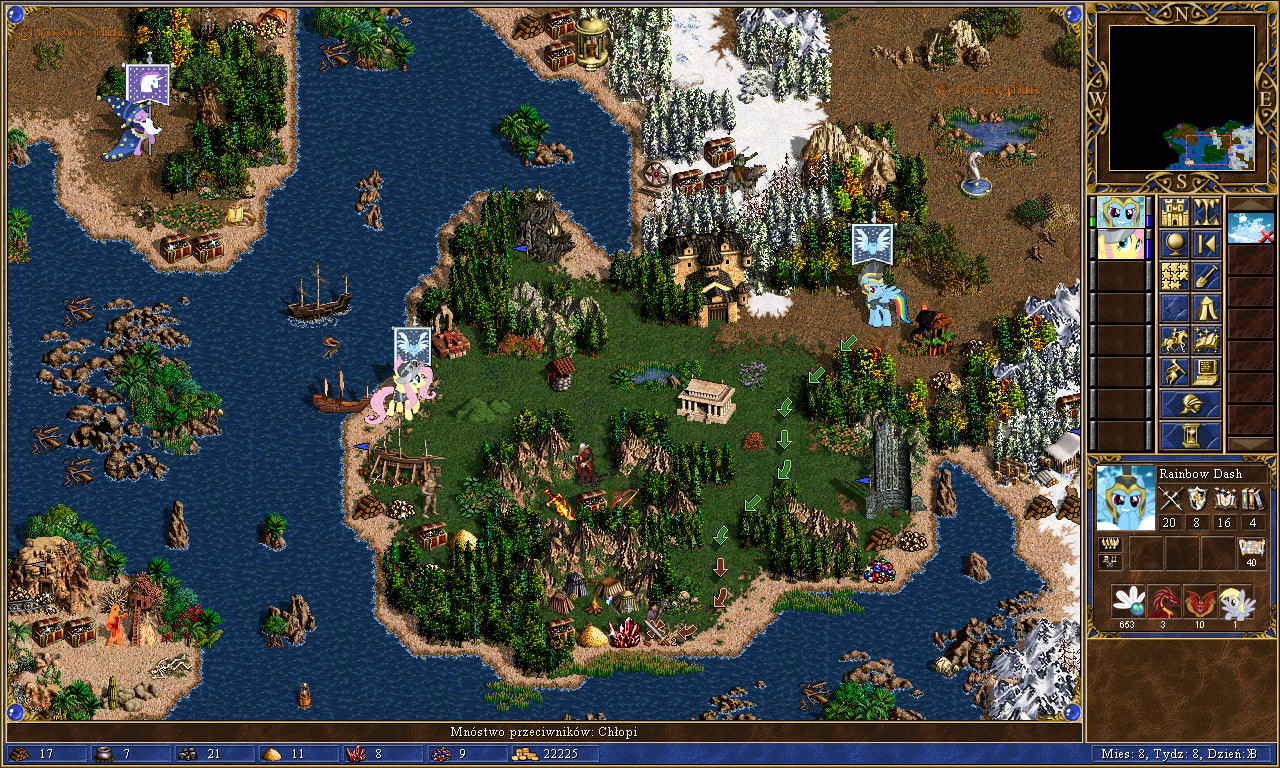 Heroes Of Might Amp Magic 3 Hd Coming To Pc And Tablet