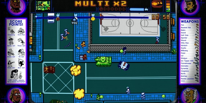 Retro City Rampage Will Never be on Wii U
