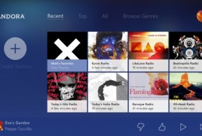 Pandora for Xbox One was just announced, and it brings quite a few neat features