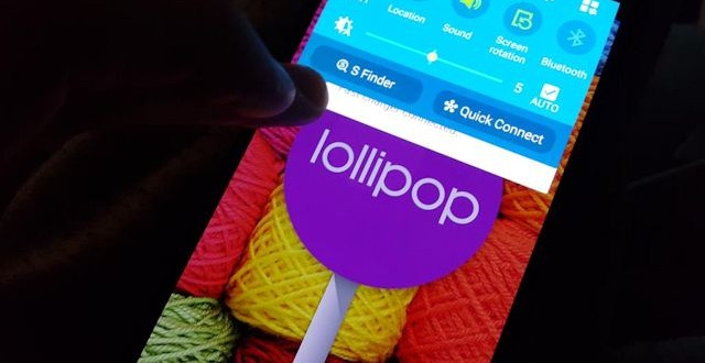 Android Lollipop continues to roll out across Europe