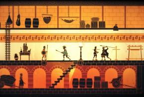Apotheon - Metroidvania Pottery