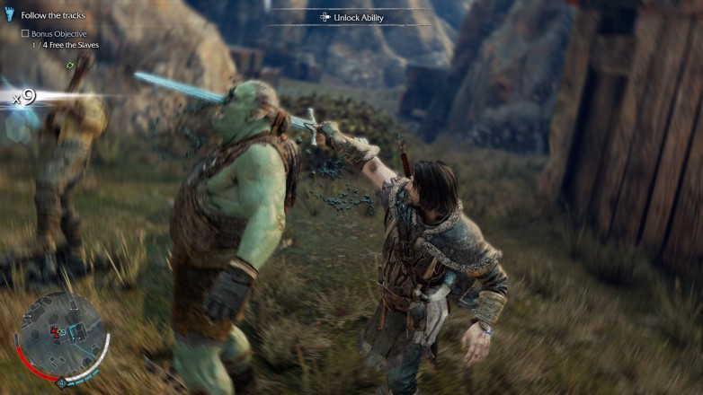 Middle Earth Shadow of Mordor for PlayStation 4, Xbox One and PC