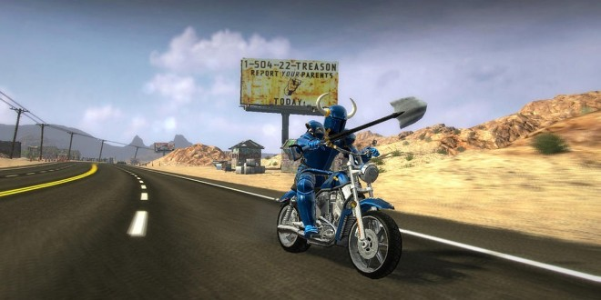 Shovel Knight in Road Redemption as it hits PC, Wii U, and Xbox 360 in 2015