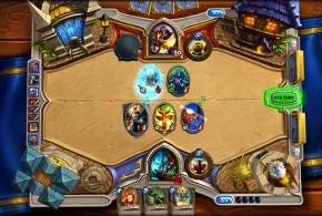 Hearthstone Now on Android Tablets