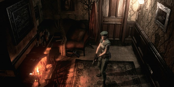 Resident Evil HD Cross-buy is only available through pre-order