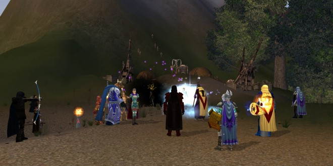 Dark Age of Camelot Patch Aims at Bug Fixes and Group Finder