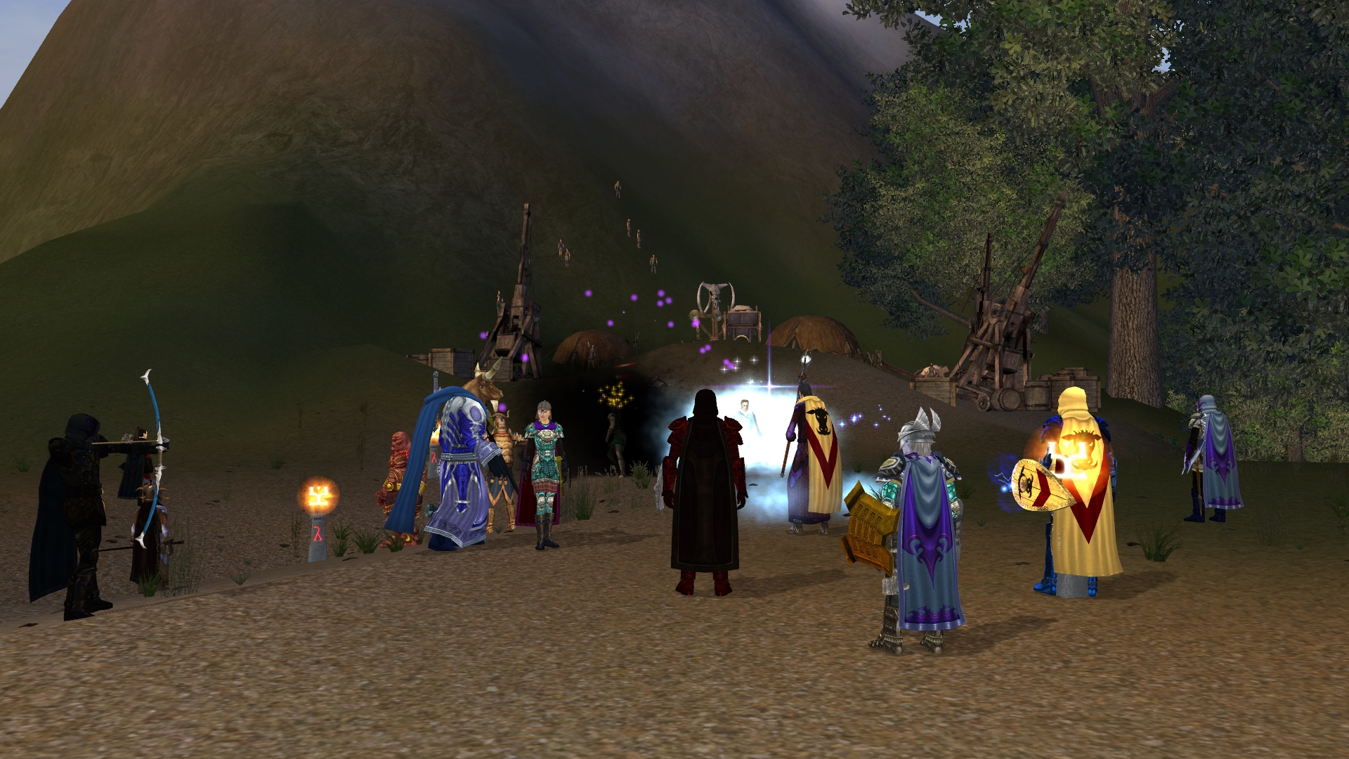 Dark Age of Camelot 2014 Dark Age of Camelot Patch Aims