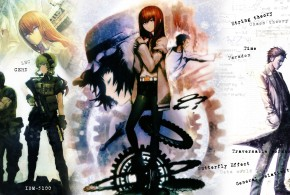 Steins;Gate Coming to PS3 and PS Vita in 2015