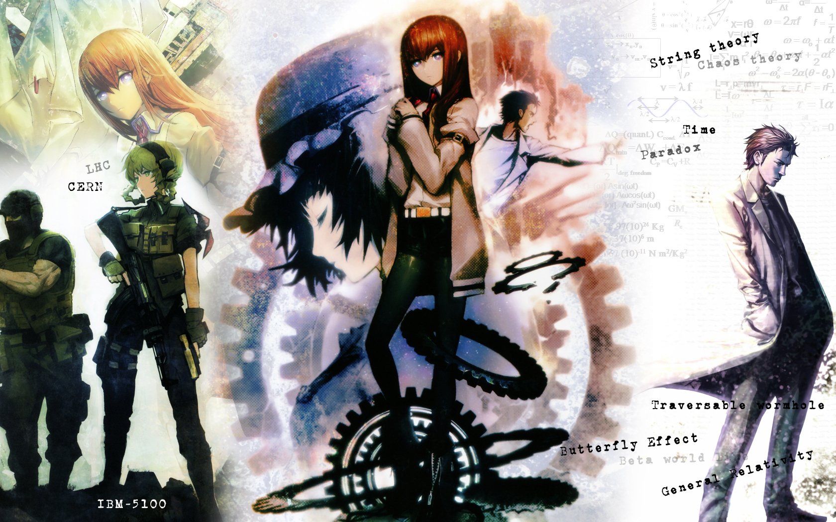 Steins Gate Vita Wallpaper Steins;gate Coming to Ps3 And