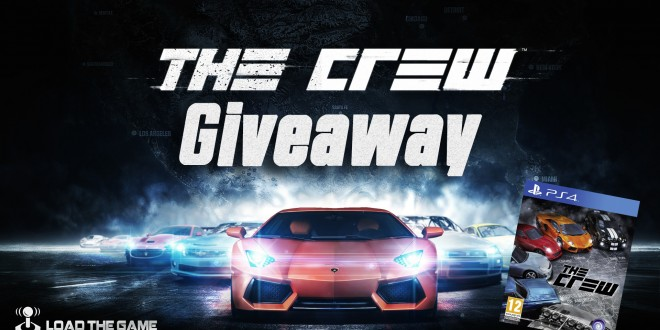 The Crew PS4 Giveaway – Grab a free copy of Ubisoft's newest racing game