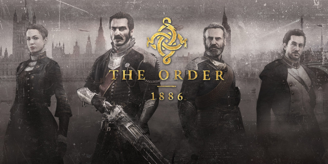 The Order 1886 Demo Showcases the Power of The PS4