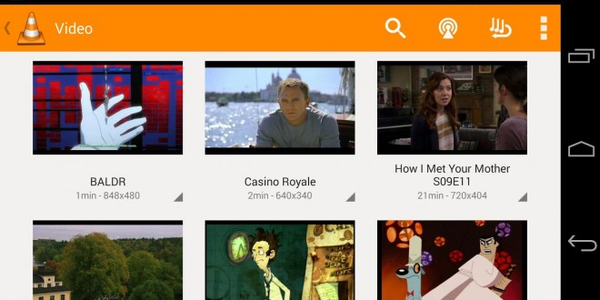 VLC for Android finally out of Beta: media fans rejoice