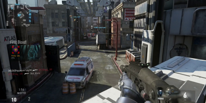 Call of Duty Advanced Warfare is Best Selling Game in 2014