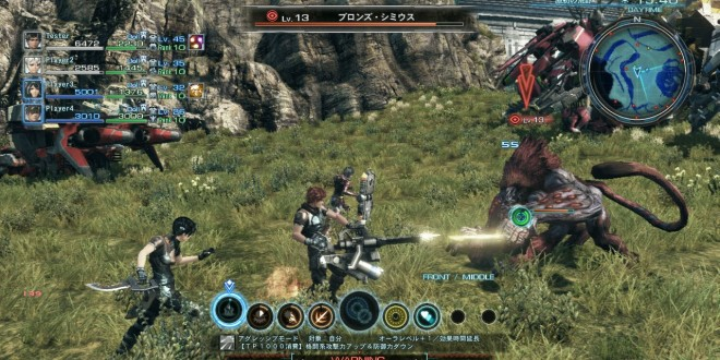 Xenoblade Chronicles X Director Reveals More Artists for the Game