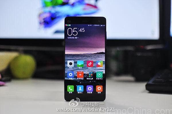 Alleged black Xiaomi Mi5 to be launched at CES 2015