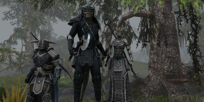 The Elder Scrolls Online versions for PS4 and Xbox One are to be released in 2015