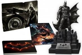 Batman Arkham Knight statue will cost 77 pounds in the UK