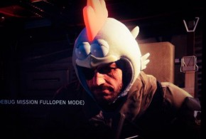 metal gear solid 5 images were revealed by Kojima over twitter