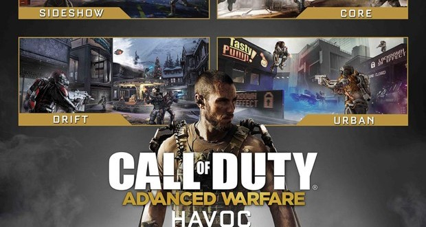 Call of Duty Advanced Warfare: Havoc DLC Now Available On Xbox