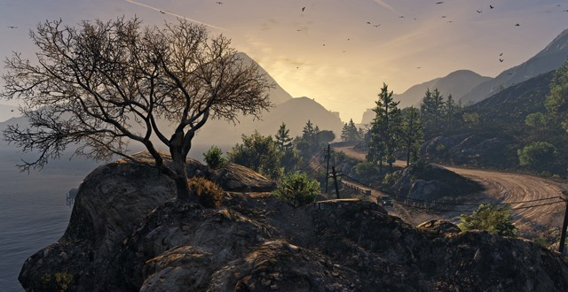 GTA 5 PC delayed until March