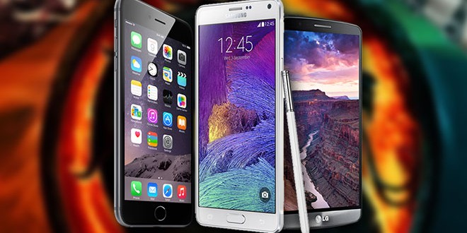 The iPhone 6 Plus vs Samsung Galaxy Note 4 vs LG G3 was definitely one for the books. Now we're looking forward to the next chapter: LG G4 vs Samsung Galaxy S6 vs iPhone 6S.