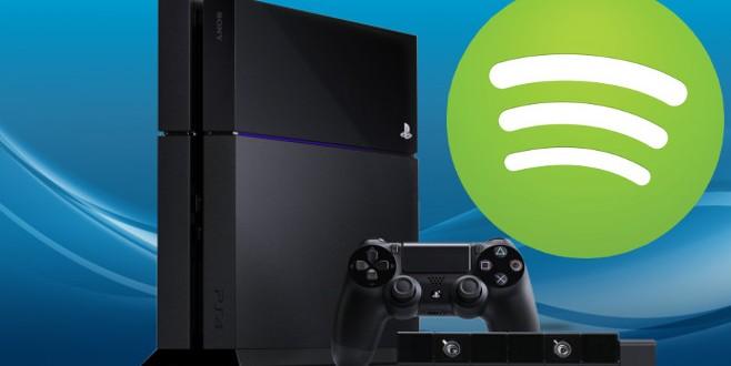 PS4-Spotify