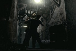 pre-load Resident Evil HD so you can play the title as soon as its available on January 20