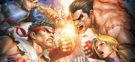 Tekken and Street Fighter are compared