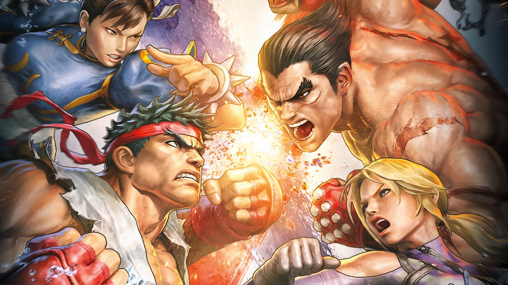 Tekken Vs Street Fighter A Comparison Load The Game