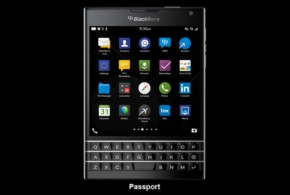 Blackberry Passport OS update