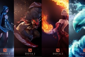 The first Dota 2 update for 2015 has arrived
