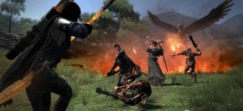 Dragon's Dogma Online Revealed as a Free to Play MMO