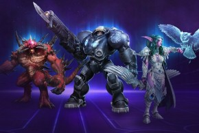 Heroes of the Storm Founder's Pack includes beta access