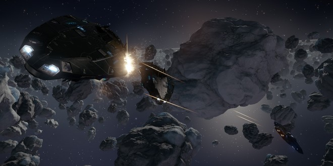 Players of Elite: Dangerous will try to map out the game's entire galaxy