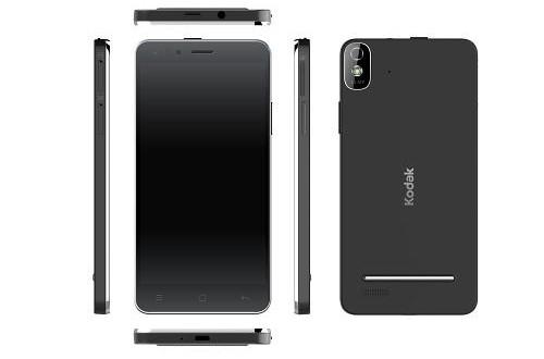 Kodak finally unveils their IM5 Android smartphone