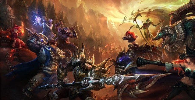 League of Legends gets new Nemesis Draft Mode