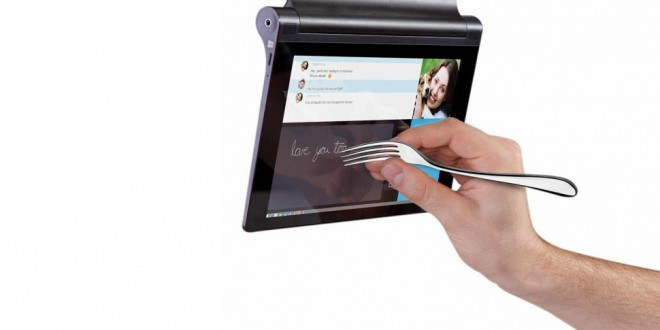 lenovo-yoga-tablet-2-write-with-fork