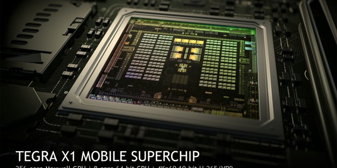 The Nvidia Tegra X1 superchip was revealed at CES 2015 last night and it is promising to say the least
