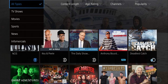 Sony plans to release PlayStation Vue in early 2015