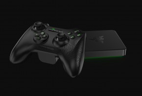 This is how Razer's Forge TV micro-console looks like.